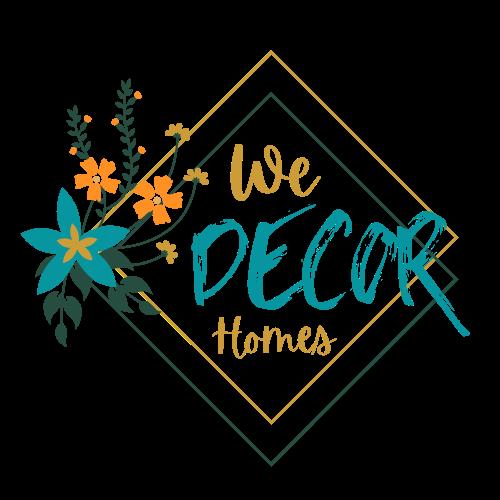 We Decor Logo